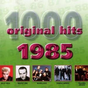 Cover - Colourfield, The: 1000 Original Hits - 1985