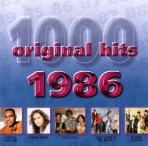 Cover - Sly Fox: 1000 Original Hits - 1986