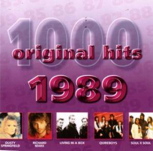 Cover - Jesus Loves You: 1000 Original Hits - 1989