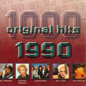 Cover - Propaganda: 1000 Original Hits - 1990
