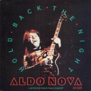 Cover - Aldo Nova: Hold Back The Night