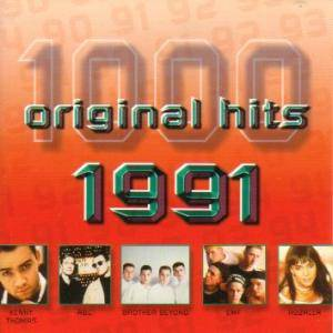 Cover - Kim Appleby: 1000 Original Hits - 1991