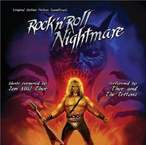 Cover - Thor: Rock 'n' Roll Nightmare