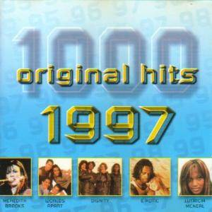Cover - E-Rotic: 1000 Original Hits - 1997
