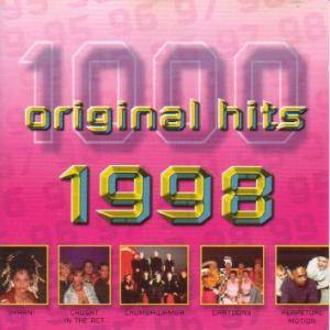 Cover - Soca Boys, The: 1000 Original Hits - 1998