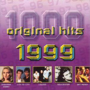 Cover - Cartoons: 1000 Original Hits - 1999
