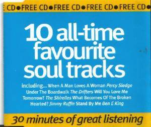 Cover - Ruby Winters: Family Circle 10 All-Time Favourite Soul Tracks