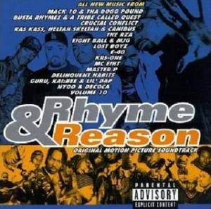 Rhyme & Reason - O.S.T. - Cover
