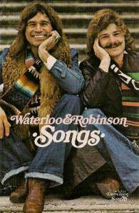 Cover - Waterloo & Robinson: Songs