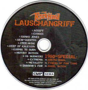 Rock Hard - Lauschangriff Vol. 003 (CD) - Bild 3