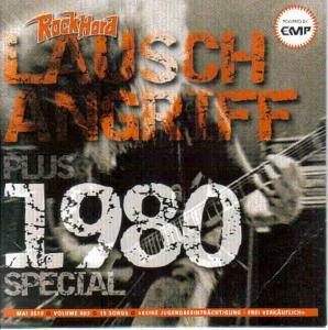 Rock Hard - Lauschangriff Vol. 003 (CD) - Bild 1