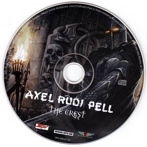 Axel Rudi Pell: The Crest (CD) - Bild 2