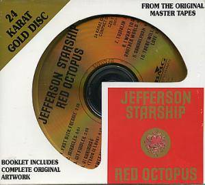 Jefferson Starship: Red Octopus (CD) - Bild 1