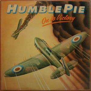 Cover - Humble Pie: On To Victory