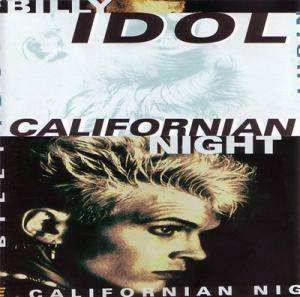 Cover - Billy Idol: Californian Night