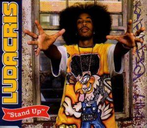 Ludacris: Stand Up - Cover