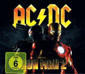 AC/DC: Iron Man 2 (CD + DVD) - Bild 1
