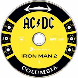 AC/DC: Iron Man 2 (CD + DVD) - Bild 2