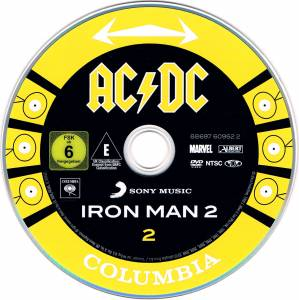 AC/DC: Iron Man 2 (CD + DVD) - Bild 4