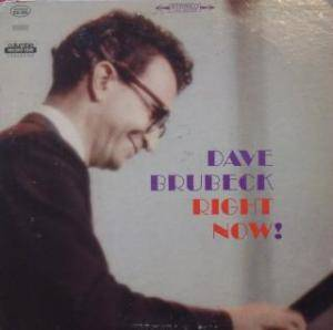 Cover - Dave Brubeck: Right Now!