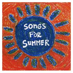 Songs For Summer - Cover