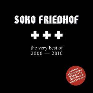 Soko Friedhof: Very Best Of 2000-2010, The - Cover