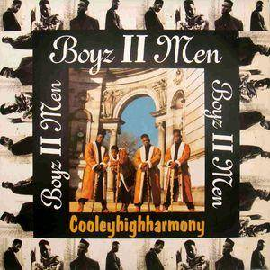 Cover - Boyz II Men: Cooleyhighharmony