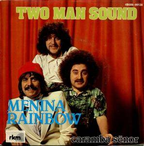 Cover - Two Man Sound: Menina Rainbow