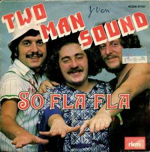 Cover - Two Man Sound: So Fla Fla