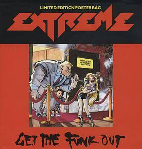 "Extreme: Get The Funk Out (12"") - Bild 1"