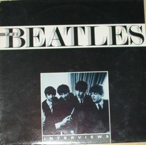 Cover - Beatles, The: Interviews