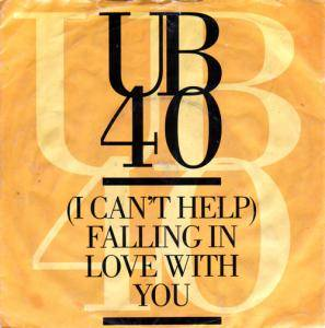 UB40: (I Can't Help) Falling In Love With You - Cover