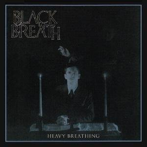 Black Breath: Heavy Breathing - Cover