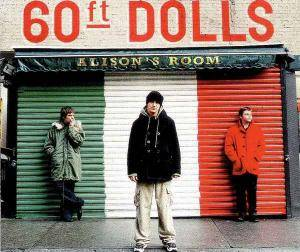 Cover - 60ft Dolls: Alison's Room