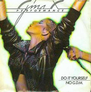 Cover - Gina X Performance: Do It Yourself