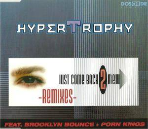 Cover - Hypertrophy: Just Come Back 2 Me