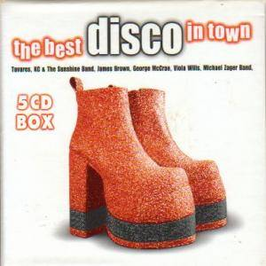 Cover - Ruby Winters: Best Disco In Town, The