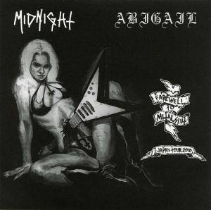 Cover - Midnight: Farewell To Metal Slut - Japan Tour 2010