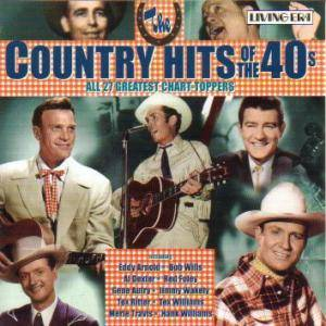 Cover - Jack Guthrie: Country Hits Of The 40s, The