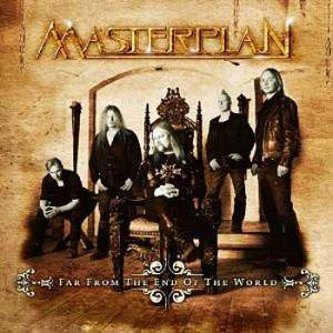 Cover - Masterplan: Far From The End Of The World