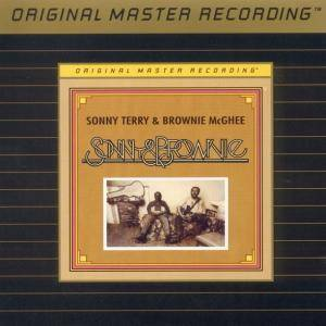 Sonny Terry & Brownie McGhee: Sonny & Brownie - Cover