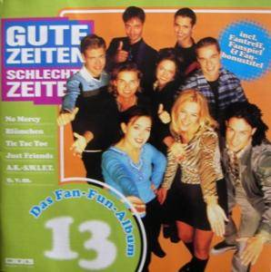 Cover - Black Connection: Gute Zeiten Schlechte Zeiten Vol. 13