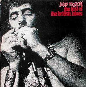 John Mayall: Last Of The British Blues, The - Cover