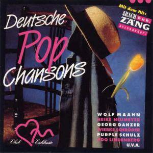 Cover - Heike Neumeyer: Deutsche Pop Chansons