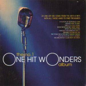 Cover - Alpha Team: No. 1 One Hit Wonders Album, The