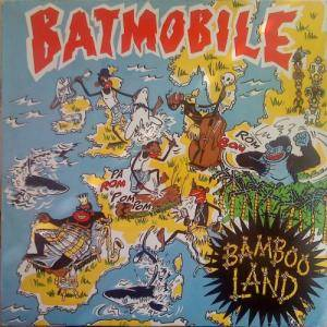 Cover - Batmobile: Bambooland