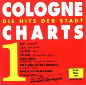 Cover - Trude Herr, Wolfgang Niedecken, Tommy Engel: Cologne Charts - Die Hits Der Stadt
