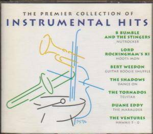 Cover - Fentones, The: Premier Collection Of Instrumental Hits, The