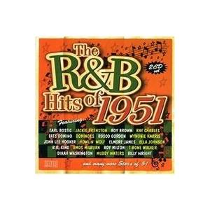 R&B Hits Of 1951, The - Cover