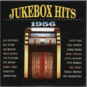 Cover - Cathy Carr: Jukebox Hits 1956